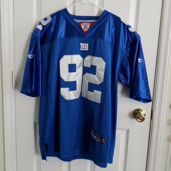 on sale c797b b99f2 Michael Strahan New York Giants Jersey